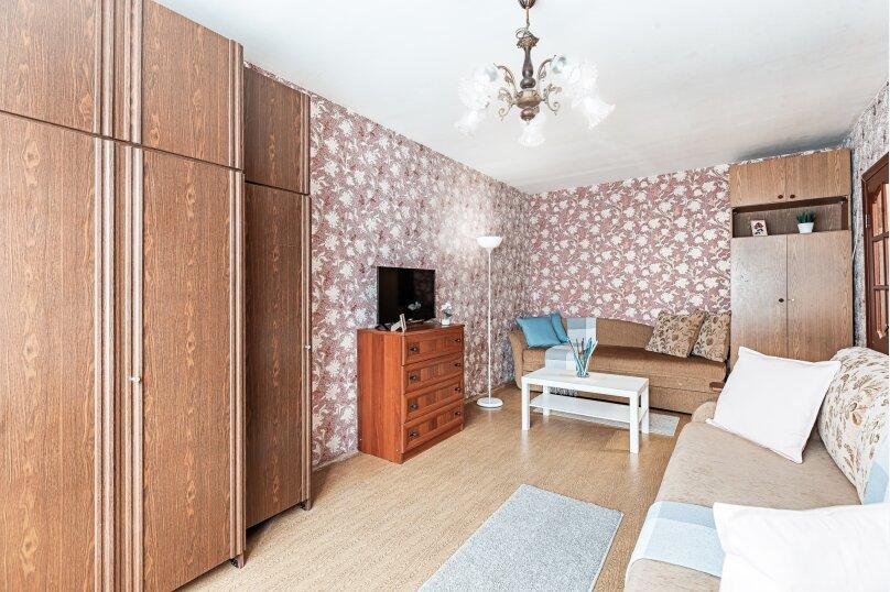 2-комн. квартира, 55 кв.м. на 3 человека, Ореховый бульвар, 14к1, Москва - Фотография 2