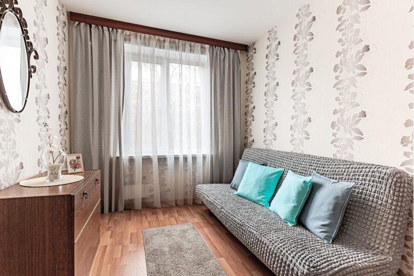 2-комн. квартира, 55 кв.м. на 3 человека, Ореховый бульвар, 14к1, Москва - Фотография 4