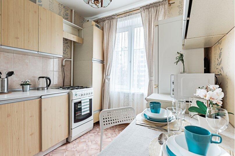 2-комн. квартира, 55 кв.м. на 3 человека, Ореховый бульвар, 14к1, Москва - Фотография 6