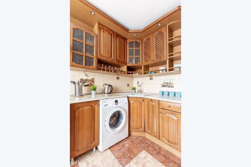 2-комн. квартира, 54 кв.м. на 6 человек, Большая Калитниковская улица, 46, Москва - Фотография 3