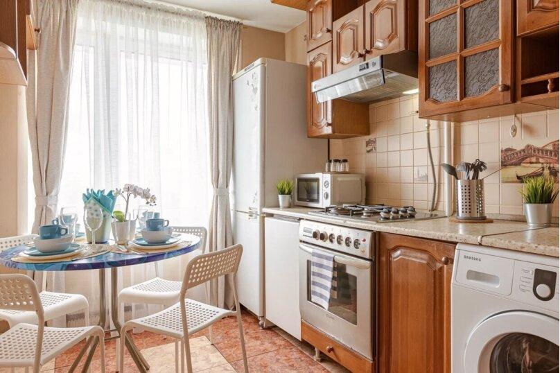 2-комн. квартира, 54 кв.м. на 6 человек, Большая Калитниковская улица, 46, Москва - Фотография 5
