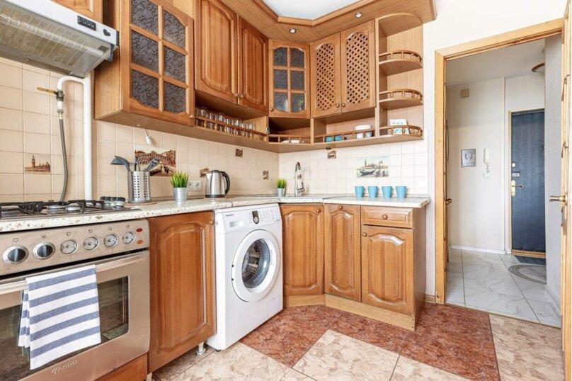 2-комн. квартира, 54 кв.м. на 6 человек, Большая Калитниковская улица, 46, Москва - Фотография 7