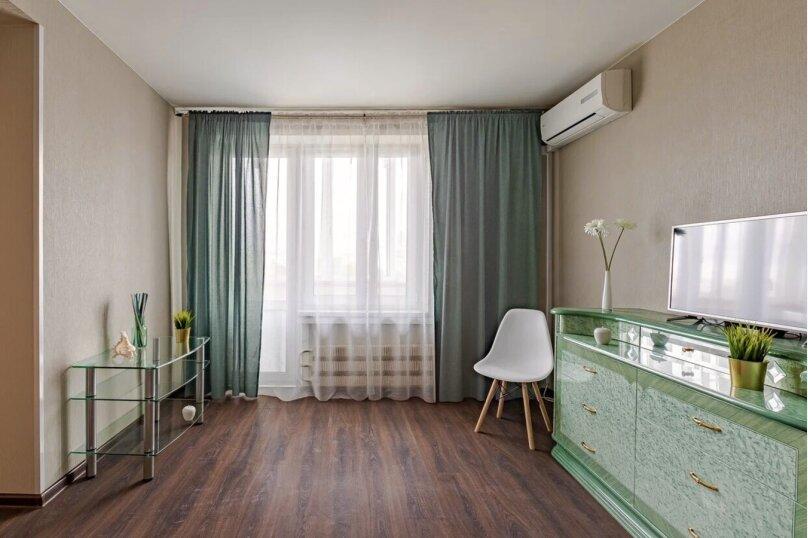 2-комн. квартира, 54 кв.м. на 6 человек, Большая Калитниковская улица, 46, Москва - Фотография 15