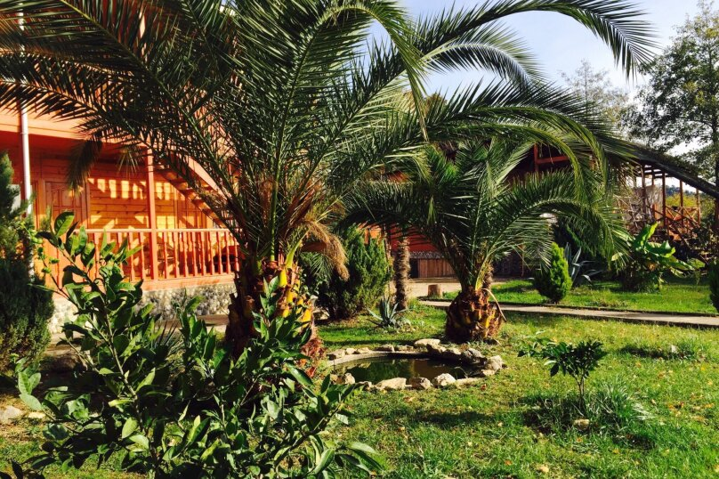 """Пансионат """"Мандарин"""", село Псырцха, Сухумское шоссе на 18 номеров - Фотография 3"""
