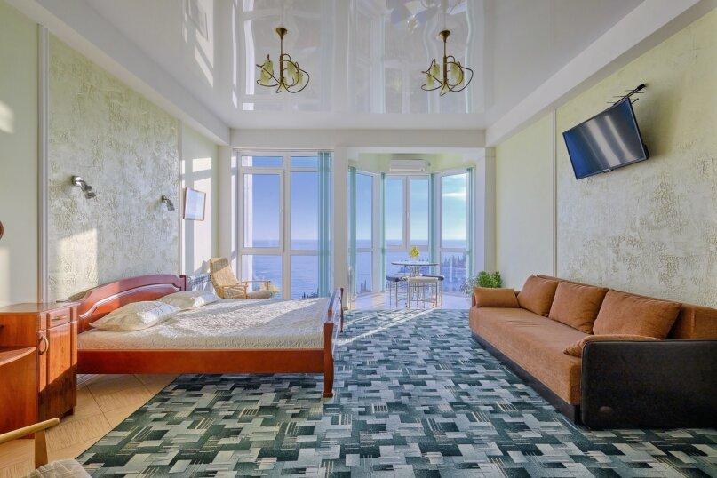 Отдельная комната, Алупкинское шоссе, 48п, Гаспра - Фотография 1