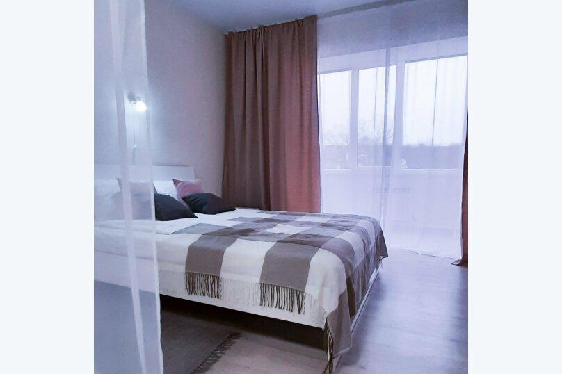 1-комн. квартира, 36 кв.м. на 4 человека, Псекупская улица, 151В, Горячий Ключ - Фотография 9