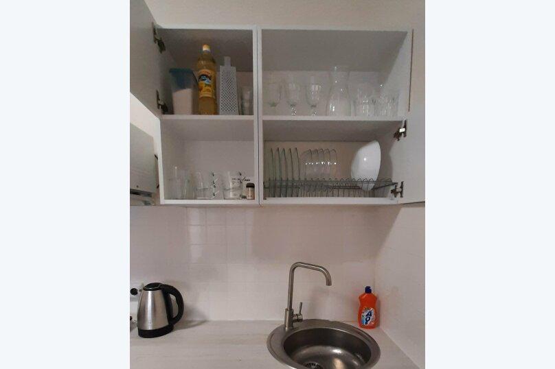 1-комн. квартира, 36 кв.м. на 4 человека, Псекупская улица, 151В, Горячий Ключ - Фотография 27