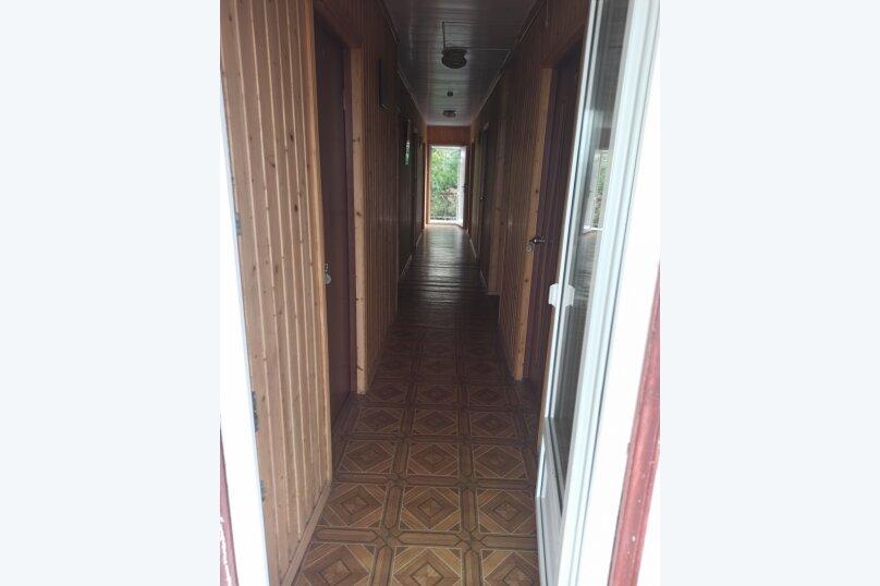 Эконом трёхместный , Алтайский переулок, 1, Лоо - Фотография 2