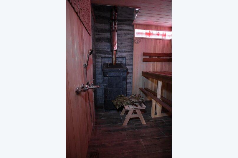"""Дом для отдыха с баней """"Фермерское подворье"""", 50 кв.м. на 6 человек, 2 спальни, д. Бавыкино, Вишневая аллея, 1, Чехов - Фотография 3"""