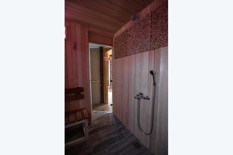 """Дом для отдыха с баней """"Фермерское подворье"""", 50 кв.м. на 6 человек, 2 спальни, д. Бавыкино, Вишневая аллея, 1, Чехов - Фотография 5"""