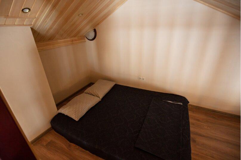 """Дом для отдыха с баней """"Фермерское подворье"""", 50 кв.м. на 6 человек, 2 спальни, д. Бавыкино, Вишневая аллея, 1, Чехов - Фотография 17"""