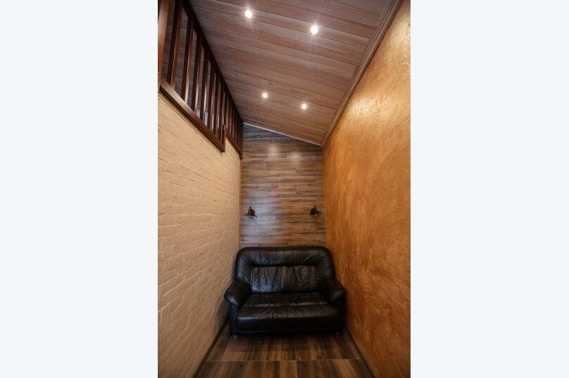 """Дом для отдыха с баней """"Фермерское подворье"""", 50 кв.м. на 6 человек, 2 спальни, д. Бавыкино, Вишневая аллея, 1, Чехов - Фотография 21"""