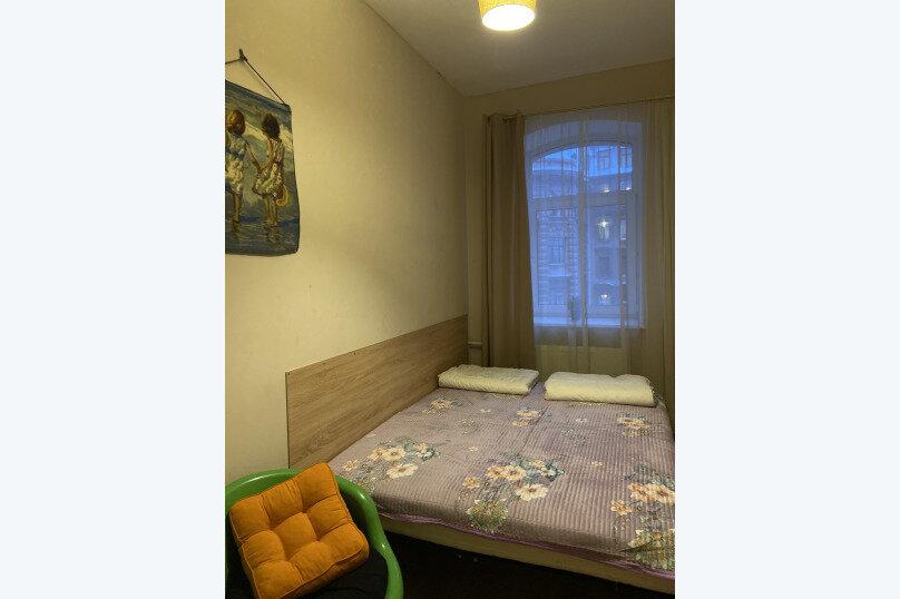 Двухместная комната с одной кроватью  , Пушкинская улица, 14, Санкт-Петербург - Фотография 1