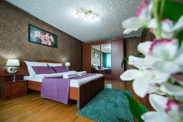 2-комн. квартира, 58 кв.м. на 4 человека, Советская улица, 65, Челябинск - Фотография 1