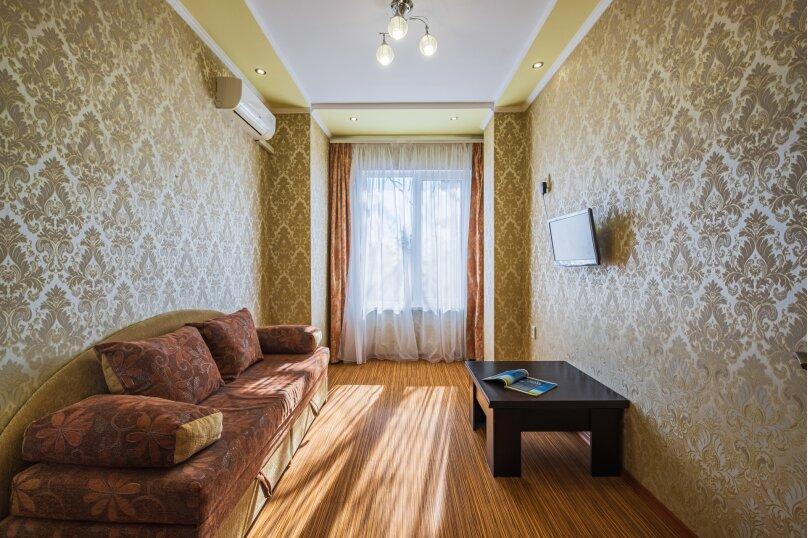 """Гостевой дом """"Крокус"""", Парковый спуск, 32б на 3 комнаты - Фотография 13"""