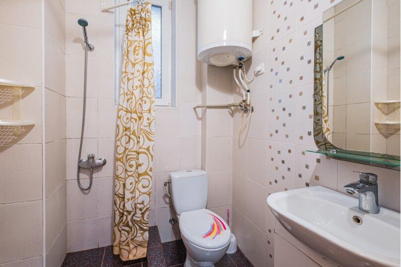 """Гостевой дом """"Крокус"""", Парковый спуск, 32б на 3 комнаты - Фотография 15"""