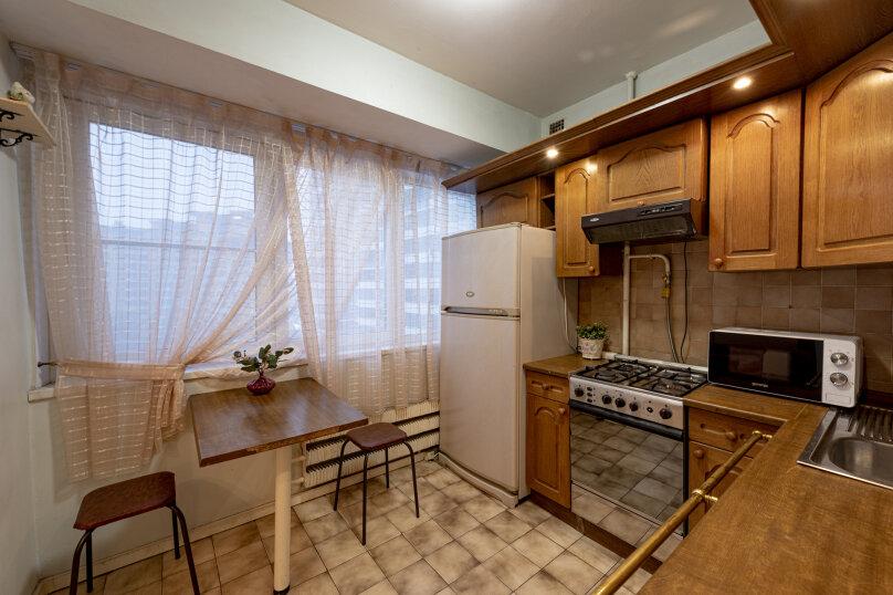 2-комн. квартира, 44 кв.м. на 4 человека, Ленинский проспект, 94А, Москва - Фотография 6