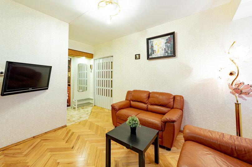 2-комн. квартира, 44 кв.м. на 4 человека, Ленинский проспект, 94А, Москва - Фотография 14