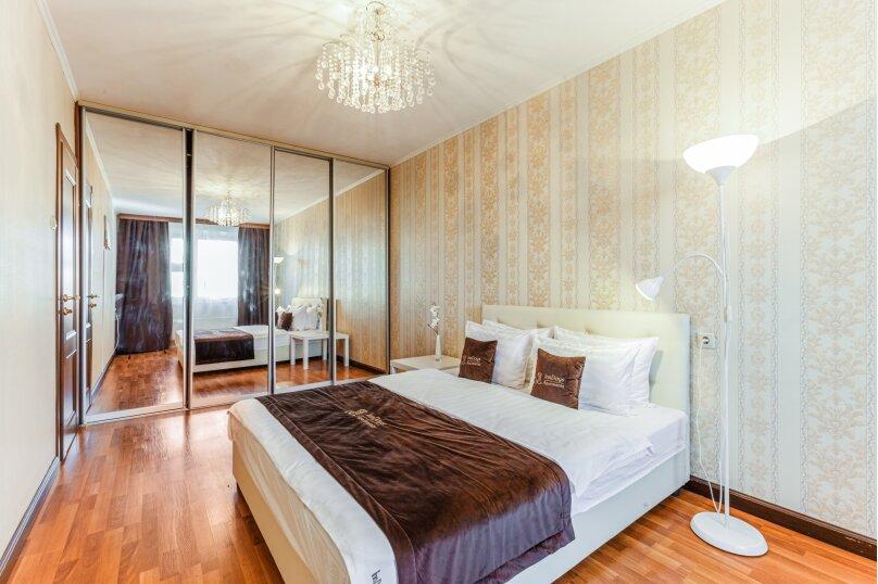 2-комн. квартира, 53 кв.м. на 4 человека, улица Адмирала Лазарева, 19, Москва - Фотография 3