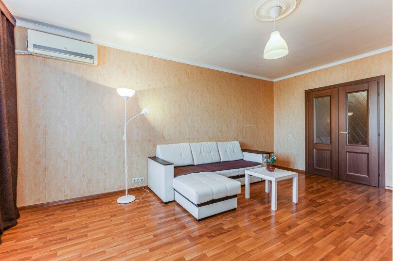 2-комн. квартира, 53 кв.м. на 4 человека, улица Адмирала Лазарева, 19, Москва - Фотография 6