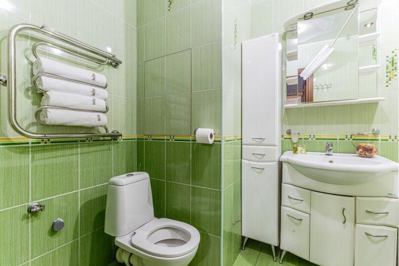 2-комн. квартира, 53 кв.м. на 4 человека, улица Адмирала Лазарева, 19, Москва - Фотография 10