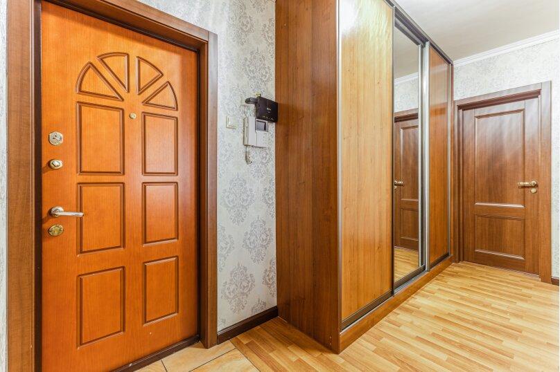 2-комн. квартира, 53 кв.м. на 4 человека, улица Адмирала Лазарева, 19, Москва - Фотография 11