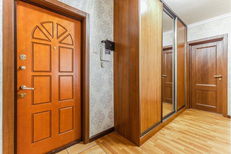 2-комн. квартира, 53 кв.м. на 4 человека, улица Адмирала Лазарева, 19, Москва - Фотография 12