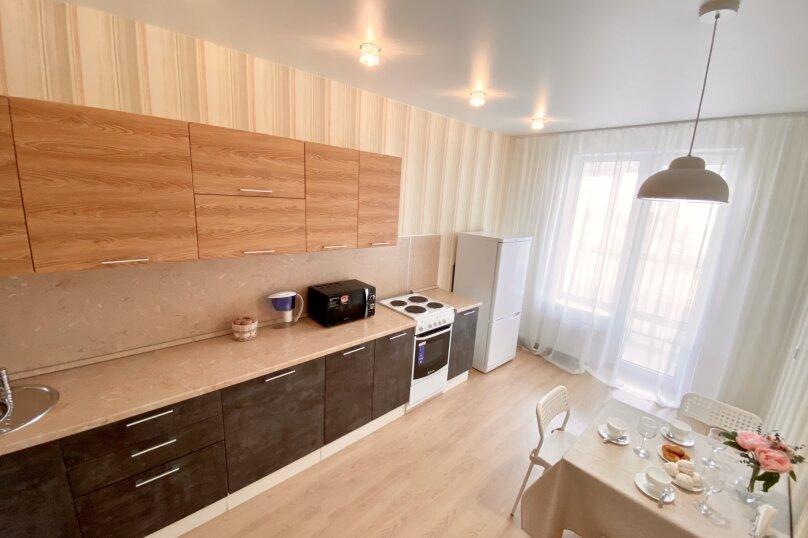 1-комн. квартира, 42 кв.м. на 3 человека, улица Рудольфа Нуреева, 10, Уфа - Фотография 15