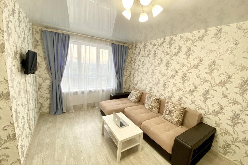 2-комн. квартира, 68 кв.м. на 4 человека, бульвар Давлеткильдеева, 20, Уфа - Фотография 9
