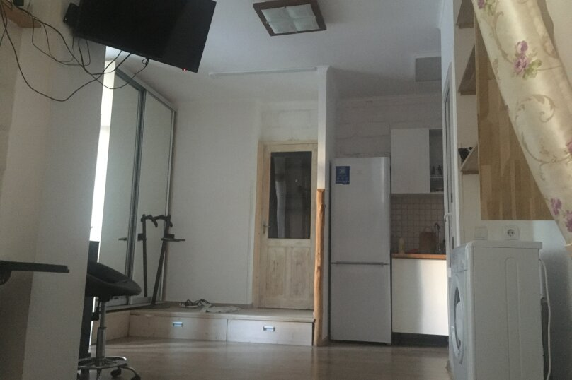 2-комн. квартира, 35 кв.м. на 5 человек, Лесная улица, 2В, Гаспра - Фотография 5