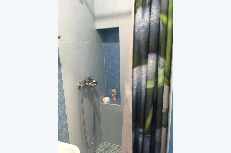 2-комн. квартира, 35 кв.м. на 5 человек, Лесная улица, 2В, Гаспра - Фотография 12