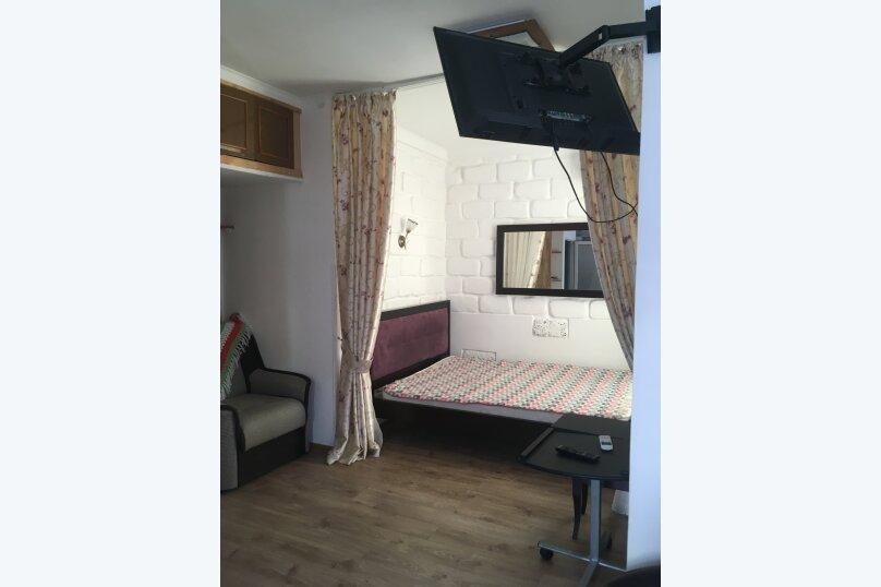 2-комн. квартира, 35 кв.м. на 5 человек, Лесная улица, 2В, Гаспра - Фотография 1