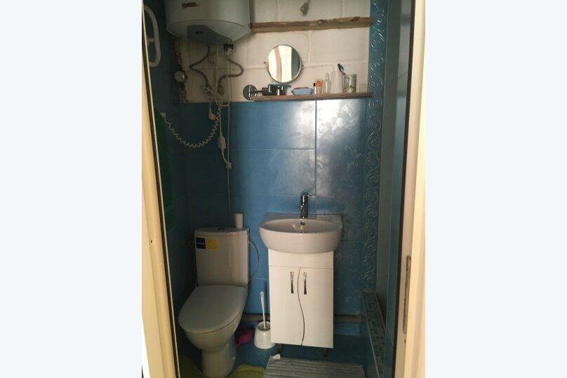 2-комн. квартира, 35 кв.м. на 5 человек, Лесная улица, 2В, Гаспра - Фотография 14