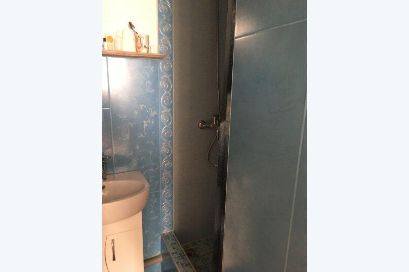 2-комн. квартира, 35 кв.м. на 5 человек, Лесная улица, 2В, Гаспра - Фотография 15