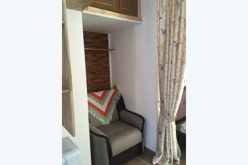 2-комн. квартира, 35 кв.м. на 5 человек, Лесная улица, 2В, Гаспра - Фотография 16