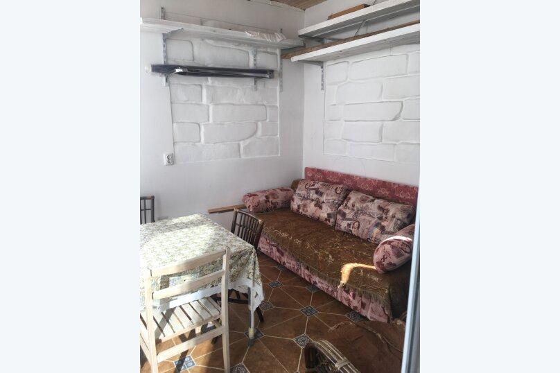 2-комн. квартира, 35 кв.м. на 5 человек, Лесная улица, 2В, Гаспра - Фотография 18