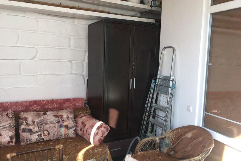 2-комн. квартира, 35 кв.м. на 5 человек, Лесная улица, 2В, Гаспра - Фотография 19