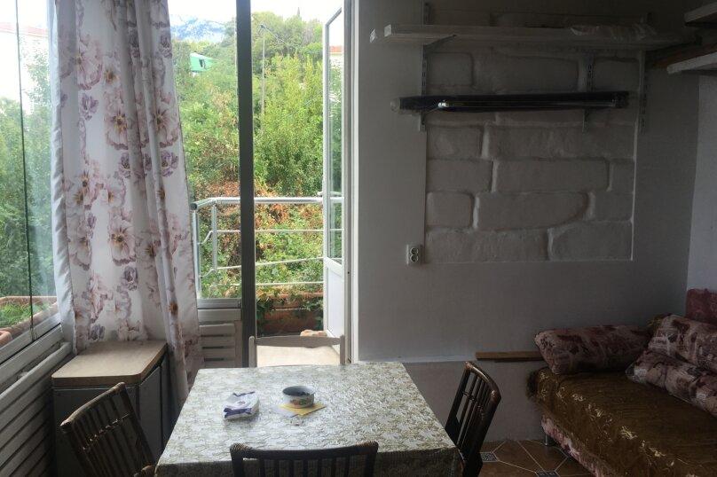 2-комн. квартира, 35 кв.м. на 5 человек, Лесная улица, 2В, Гаспра - Фотография 24