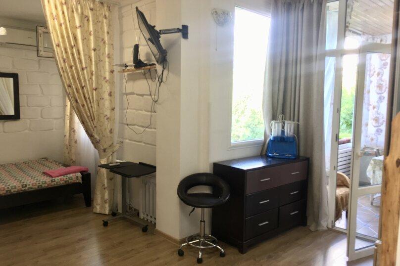 2-комн. квартира, 35 кв.м. на 5 человек, Лесная улица, 2В, Гаспра - Фотография 31