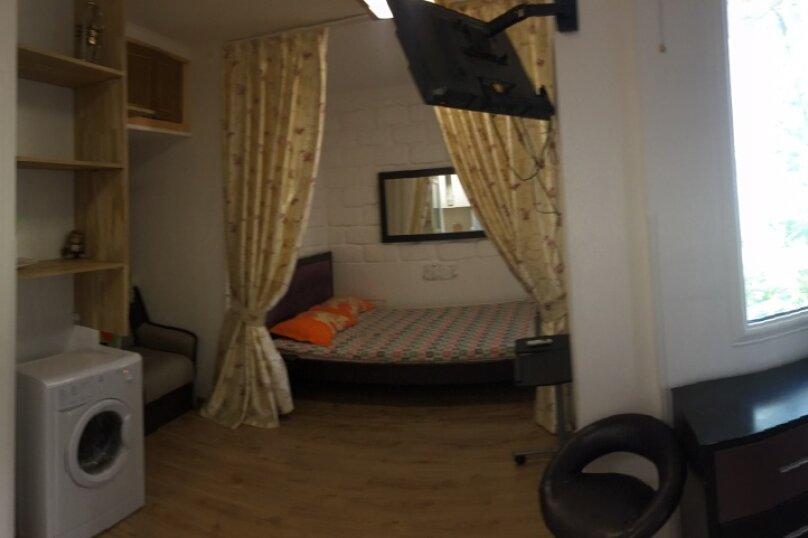2-комн. квартира, 35 кв.м. на 5 человек, Лесная улица, 2В, Гаспра - Фотография 32