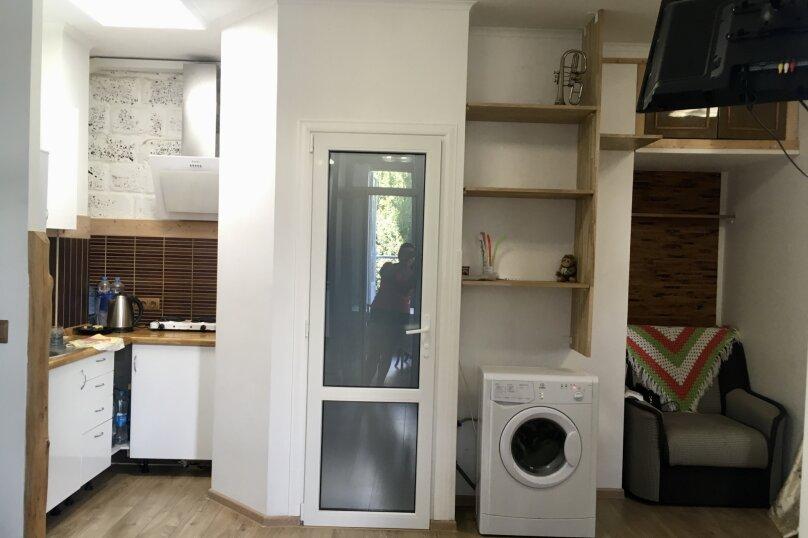 2-комн. квартира, 35 кв.м. на 5 человек, Лесная улица, 2В, Гаспра - Фотография 33