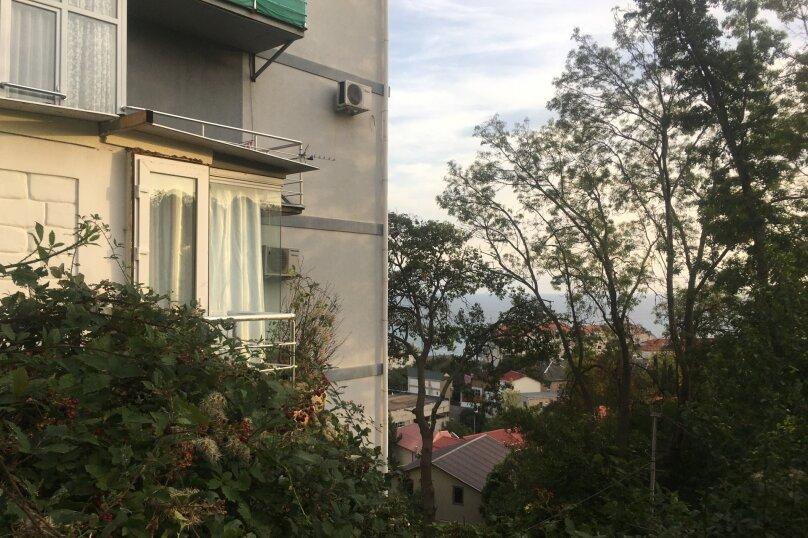 2-комн. квартира, 35 кв.м. на 5 человек, Лесная улица, 2В, Гаспра - Фотография 35