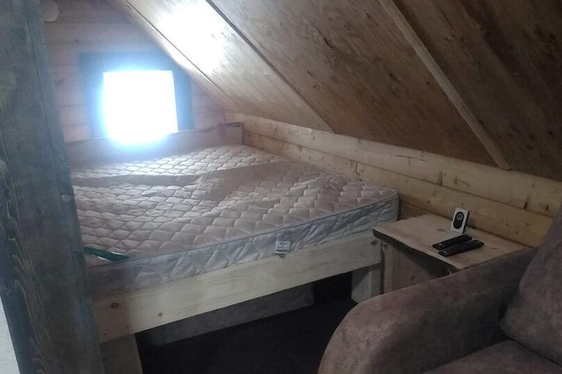 """Гостевой дом """"Зимовье"""" второй этаж, 30 кв.м. на 4 человека, 1 спальня, Третья дачная, 745, Шерегеш - Фотография 4"""
