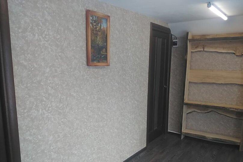 """Гостевой дом """"Зимовье"""" второй этаж, 30 кв.м. на 4 человека, 1 спальня, Третья дачная, 745, Шерегеш - Фотография 7"""