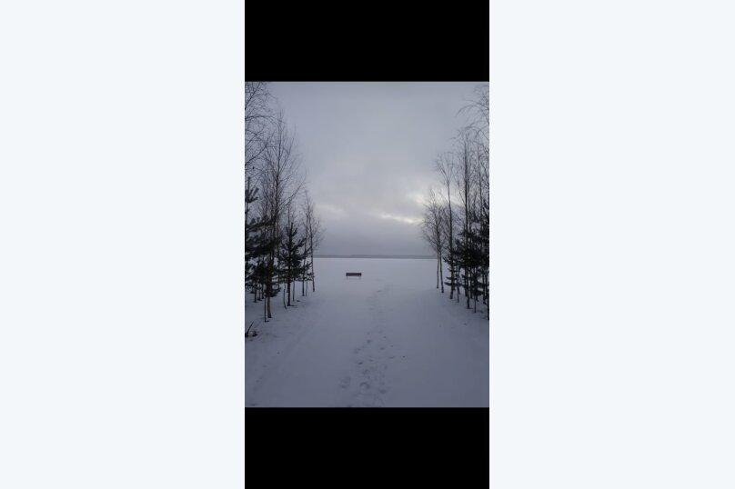 Дом, 54 кв.м. на 6 человек, 2 спальни, с/п Селищенское, нп т/б Чайка, Селище - Фотография 23