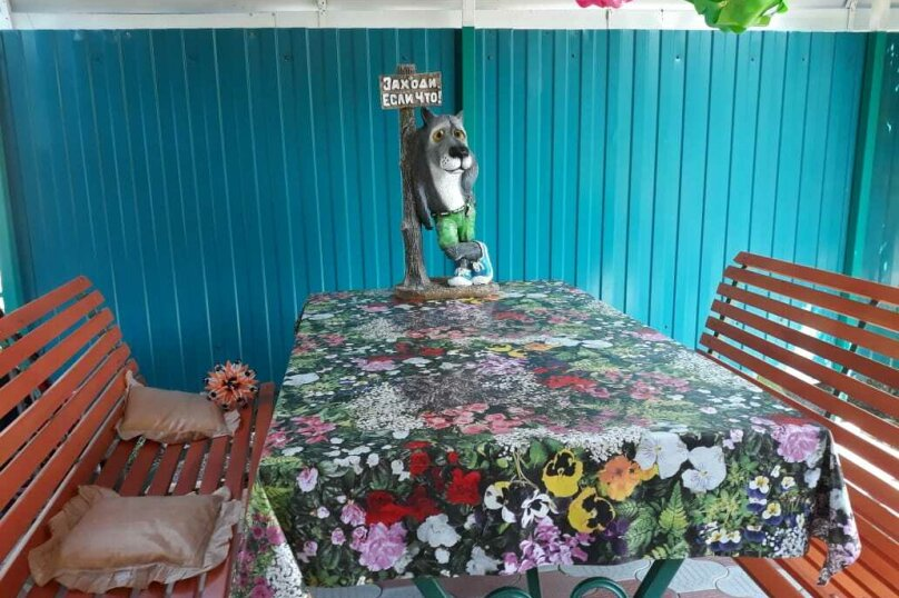 Небольшой дом, 22 кв.м. на 3 человека, 1 спальня, Октябрьская улица, 100, Ейск - Фотография 24