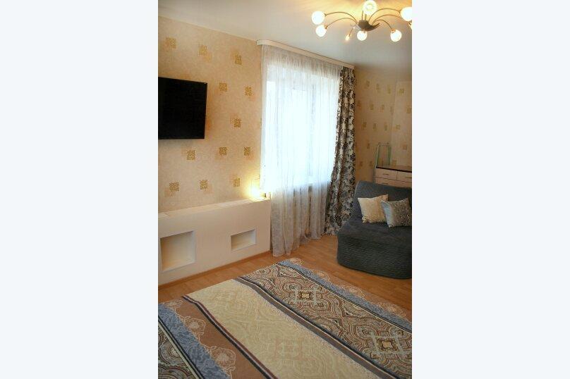 1-комн. квартира, 31 кв.м. на 3 человека, Екатерининская улица, 88, Пермь - Фотография 3