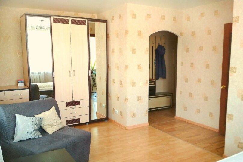 1-комн. квартира, 31 кв.м. на 3 человека, Екатерининская улица, 88, Пермь - Фотография 4