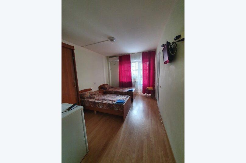 Двухместный номер с двумя отдельными кроватями, улица Свердлова, 35, Горячий Ключ - Фотография 1