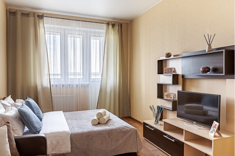 2-комн. квартира, 60 кв.м. на 6 человек, улица Академика Янгеля, 2, Москва - Фотография 7
